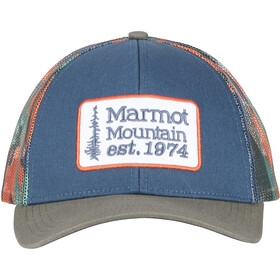 Marmot Retro copricapo, denim/crocodile
